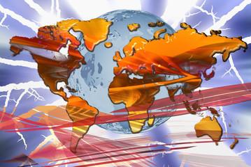 internet, globalizzazione