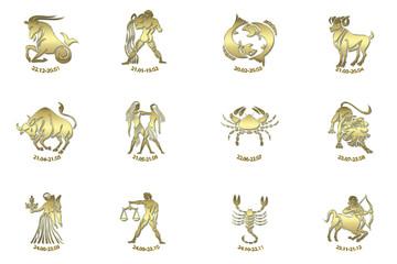 Horoskop zeichen