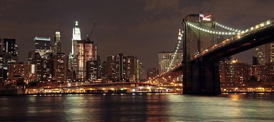 Lumières à New York