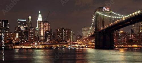 Fototapeta Lumières à New York