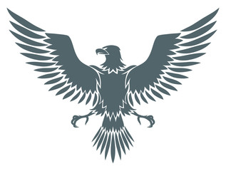 Medieval Eagle of my own design