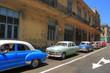 Quadro Hausfassade in Havana