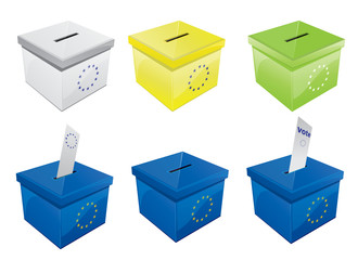 Voting box 9