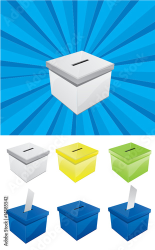 Voting box 4