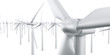 Isolated wind turbines