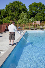 Active Pool  Service Technician