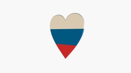 love russia