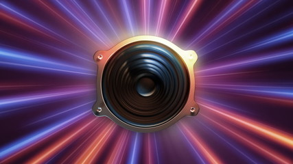 Round Music Loop