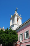 Church of Necessities Palace in Lisbon, Portugal poster