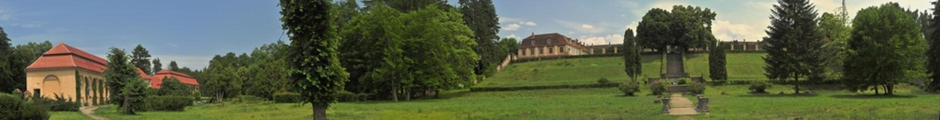 Sommerpalast des Samuel von Brukenthal