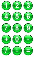 bouton calcul web 2.0