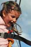 sport extreme et enfant poster