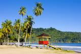 Fototapety Maracas Bay, Trinidad, Trinidad and Tobago