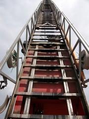 Feuerwehr-Leiter (IFA W50-Oldtimer)
