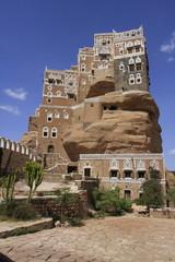 Wadi Dar au Yemen