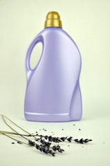 Lavender and Detergent Bottle