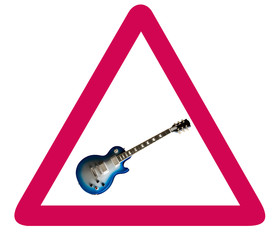Attention! Only guitarists