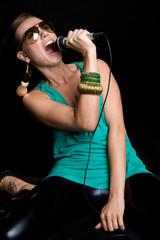 Rock Star Singing