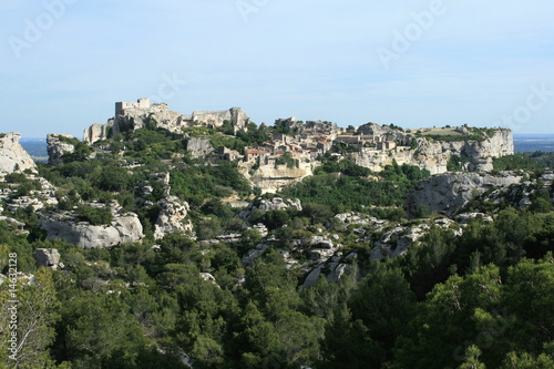 Village des Baux-de-Provence