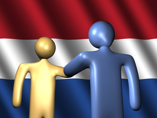 abstract Dutch meeting