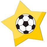 e-commerce, soccer poster
