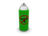 anti mosquito spray poster