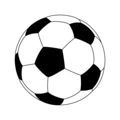 Fussball Vektor