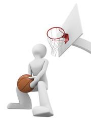 Basketball slamdunk 2