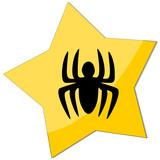 icon e-commerce, spider poster