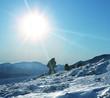 Winters trek