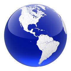 aqua earth