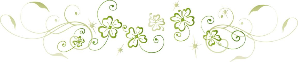 Glücksklee, Klee, Glück, Silvester, Freude