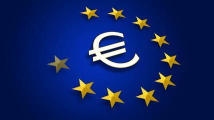 Euro monnaire 3D