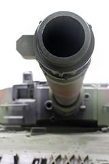 Panzer, Kanone