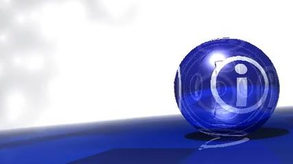 info loop blue