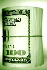 U.S. $100 banknotes