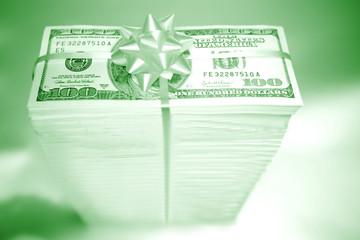Financial gift