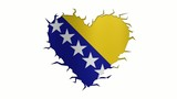Cuore Bosnia Loop poster