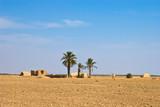 Moroccan desert poster