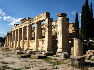 latrines hierapolis