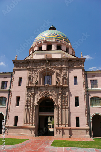 St AUGUSTINE CATHEDRAL,TUCSON,ARIZONA_USA