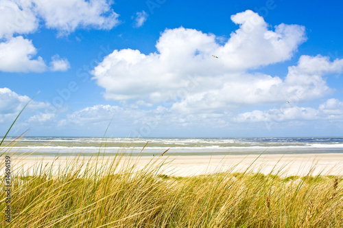 Leinwandbild Motiv Nordsee