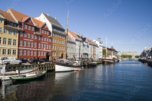 Leinwandbild Motiv Copenaghen