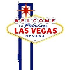 Las Vegas Schild Vektor