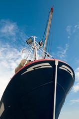 Barco de pesca en Galicia (España)