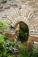 grande muraglia cinese, ingresso