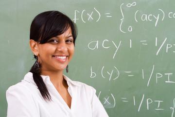 studious teacher