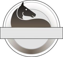 wappen pferd