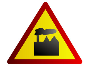 Danger, pollution industrielle