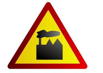 Danger, pollution industrielle
